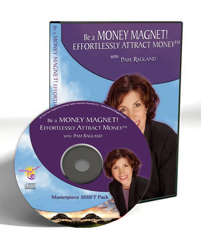 Be a money magnet CD